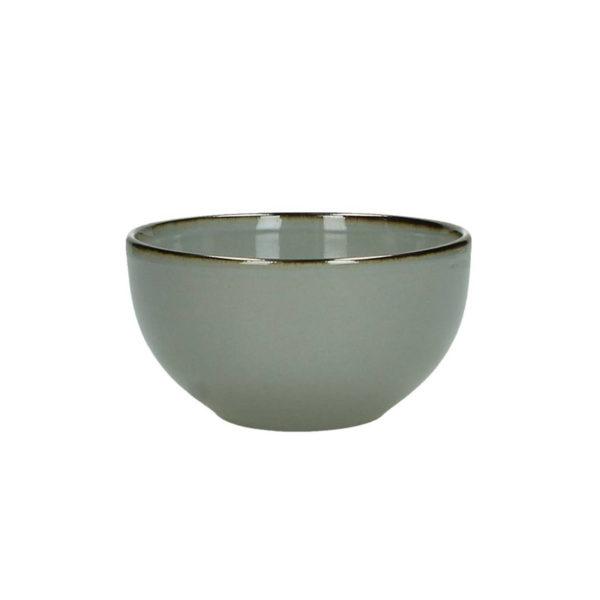 Μπολ Stoneware Γκρι Δ14