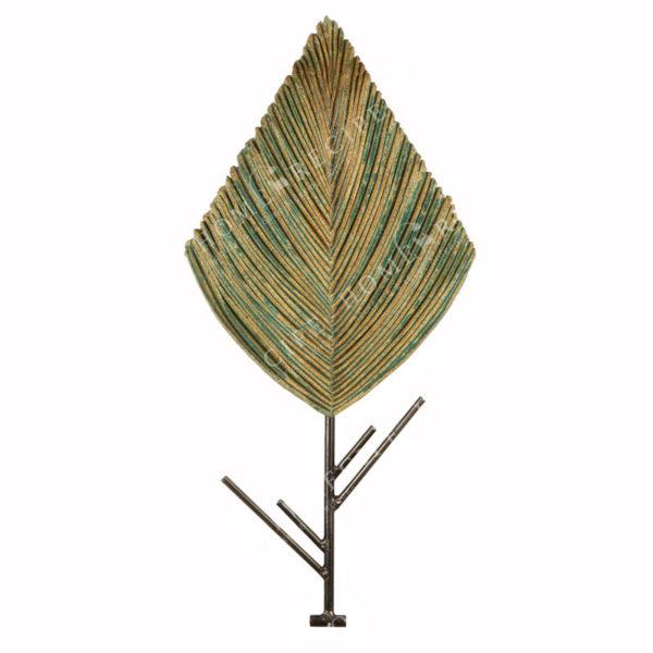 Χειροποίητο Ελληνικό Γλυπτό 'Δέντρο Όρθιο' Y49