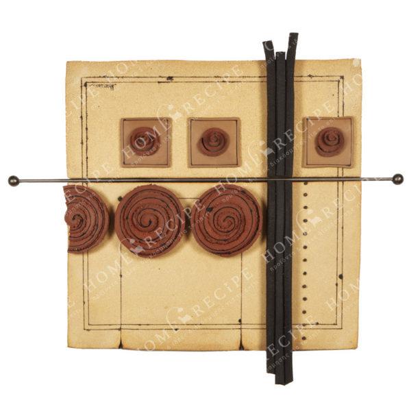 Χειροποίητο Ελληνικό Γλυπτό 'Πεταλούδα Β' 82x70