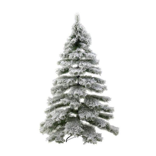 Χριστουγεννιάτικο Δέντρο Χιονισμένο Με Πευκοβελόνες Y210, 529 Tips