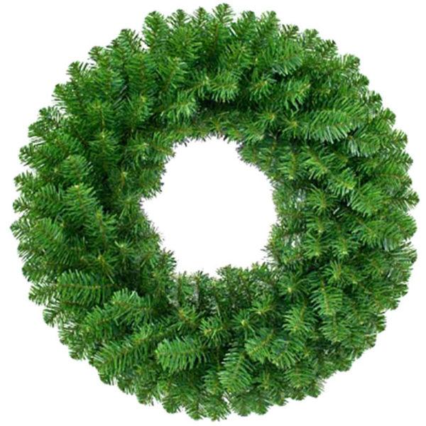 Χριστουγεννιάτικο Στεφάνι Dakota Wreath Δ30, 60 Tips