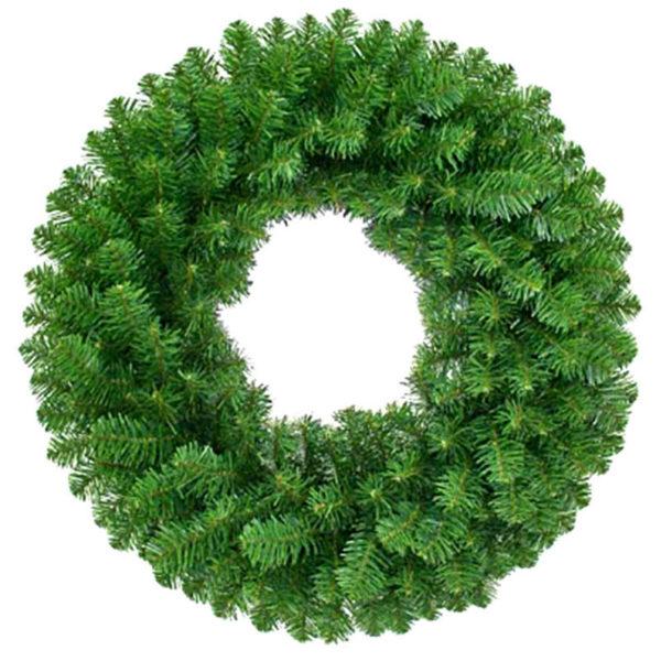 Χριστουγεννιάτικο Στεφάνι Dakota Wreath Δ50, 140 Tips