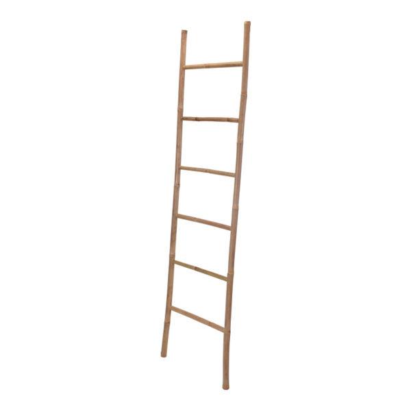 Διακοσμητική Σκάλα/ Κρεμάστρα Bamboo Natural Beige Υ190