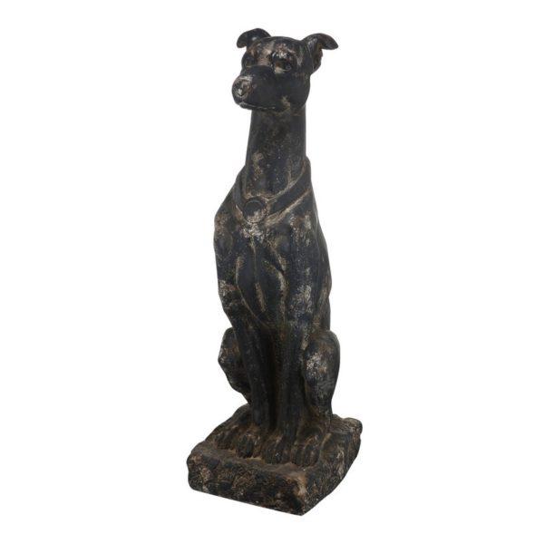 Επιδαπέδιο Μεγάλο Διακοσμητικό Σκύλος 36x24 Υ78.5