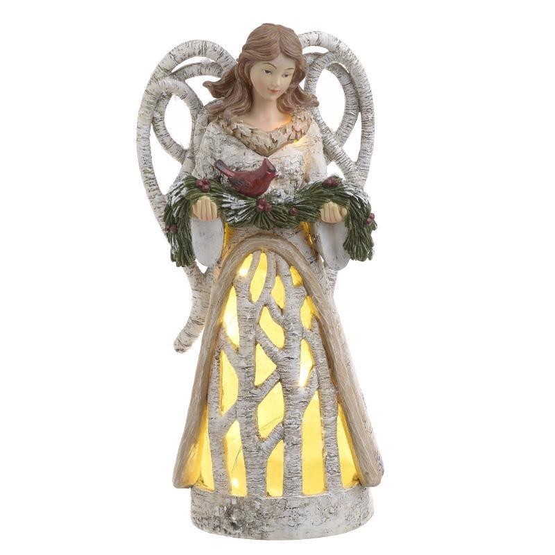 Επιτραπέζιο Διακοσμητικό Άγγελος Με Φως Y30 Ιnart