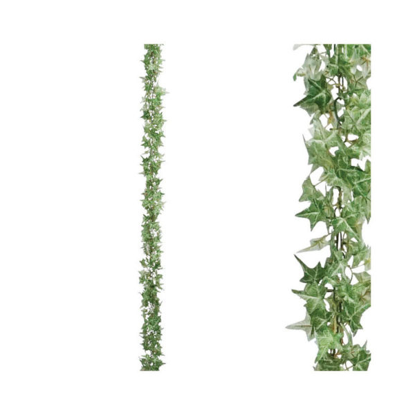 Γιρλάντα Αλυσίδα Κισσός Γήινος (425 Φύλλα) Υ200cm.