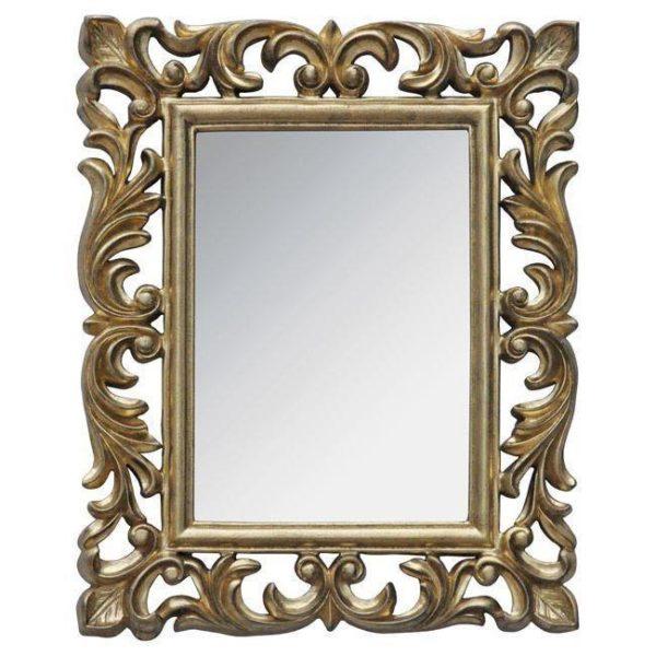 Καθρέπτης Χρυσός 40x50