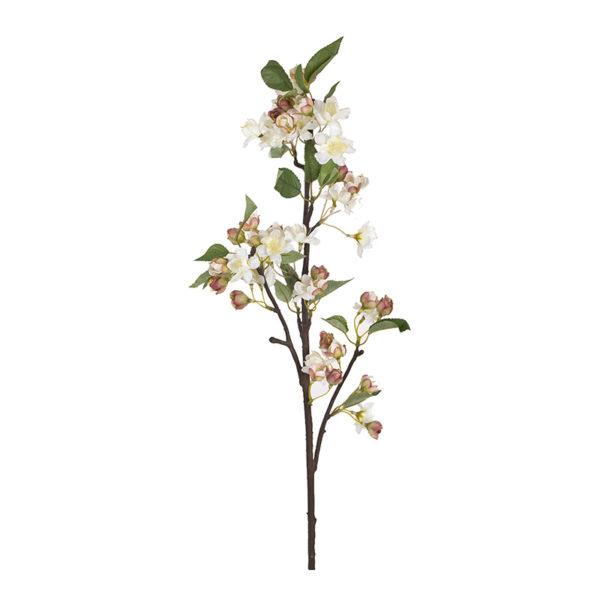 Κλαδί Αμυγδαλιά Με Λεύκα/ Ροζ Άνθη Υ90