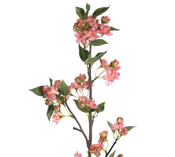 Κλαδί Αμυγδαλιά Με Ροζ Άνθη Υ90