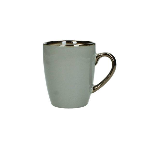Κούπα Stoneware Γκρι Υ12.5