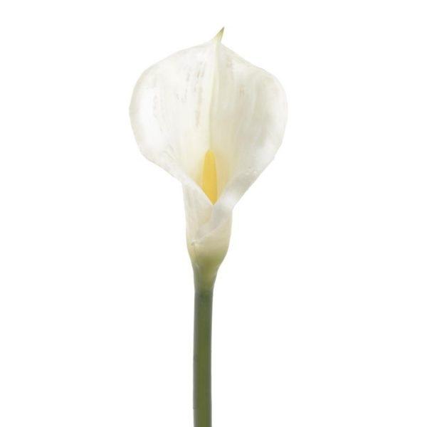 Κρίνος Συνθετικός Λευκός Υ96