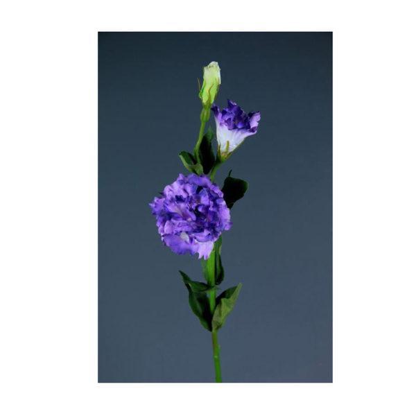 Λυσίανθος Υφασμάτινος Με Μπουμπούκι Μπλε