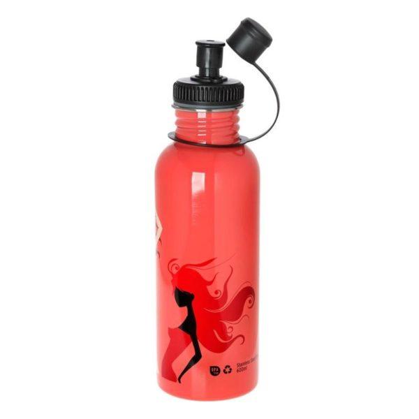 Μεταλλικό Ανοξείδωτο Μπουκάλι Ladies 600ml