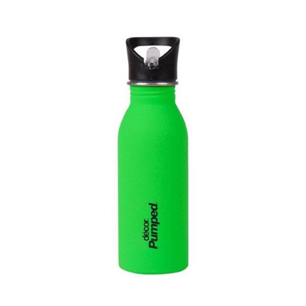 Μεταλλικό Ανοξείδωτο Μπουκάλι Πράσινο 500ml