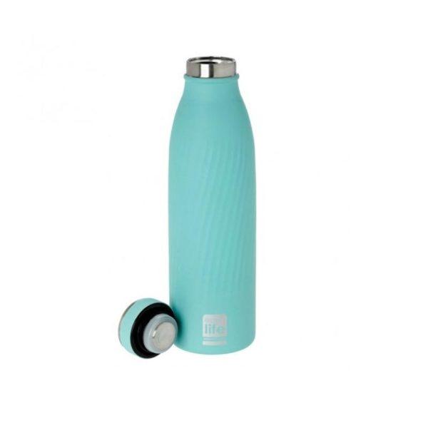 Μεταλλικό Μπουκάλι Θέρμος Από Ανοξείδωτο Ατσάλι Σιελ 500ml