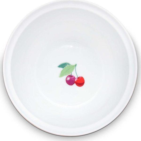 PIP Μπολ 'Cherry' Floral Χακί Δ12