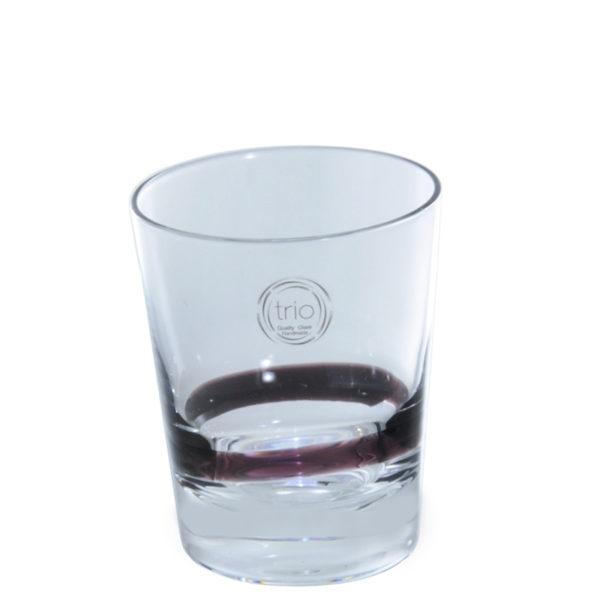 Ποτήρι Φυσητό Κρασιού 6 Τεμαχίων Amethyst