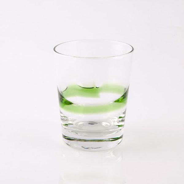 Ποτήρι Φυσητό Κρασιού 6 Τεμαχίων Hayman Green