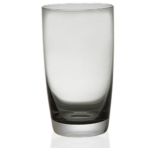 Ποτήρι Φυσητό Νερού Irid Smoke