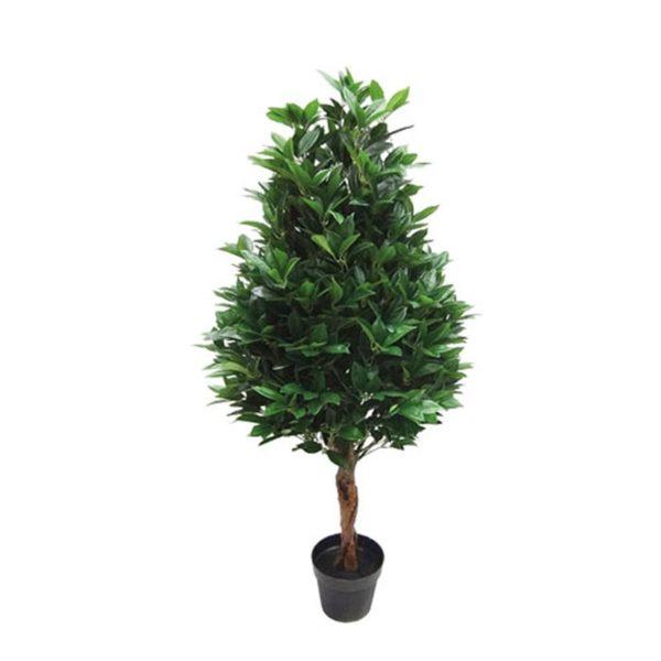 Τεχνητό Δέντρο Δάφνη Τριγωνική Y130