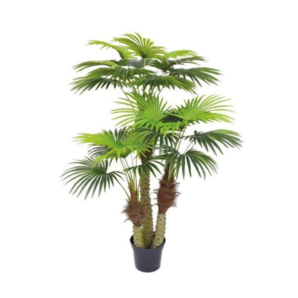 Τεχνητό Δέντρο Φοίνικας Πιτσάρδια Με Τριπλό Κορμό Y180
