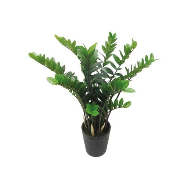 Τεχνητό Φυτό Ζαμιοκούλκας Σε Γλάστρα Υ110