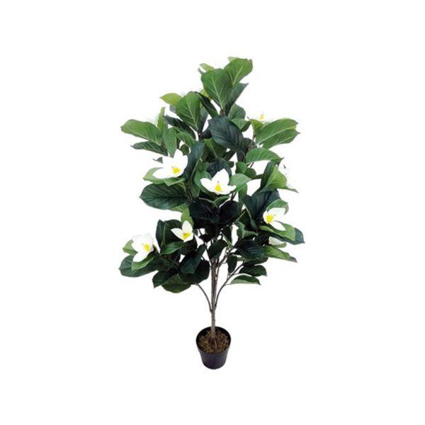 Τεχνητό Δέντρο Πλουμέρια Σε Γλάστρα Y140