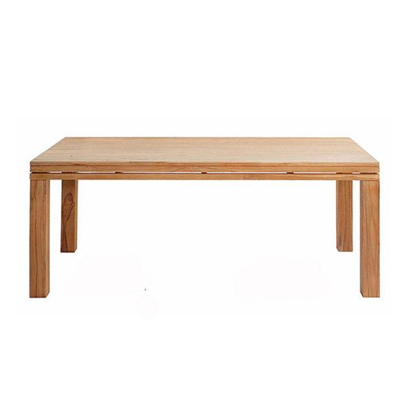 Τραπέζι Τραπεζαρίας Ξύλινο Teak 160