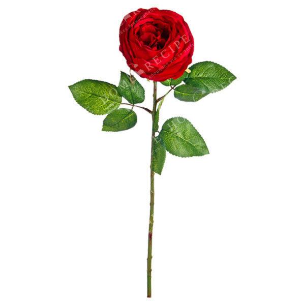 Τριαντάφυλλο Υφασμάτινο Κόκκινο Υ47