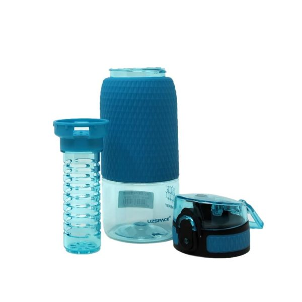 Μπουκάλι Μπλε 'Healthy Bottle' Με Defuser 350ml