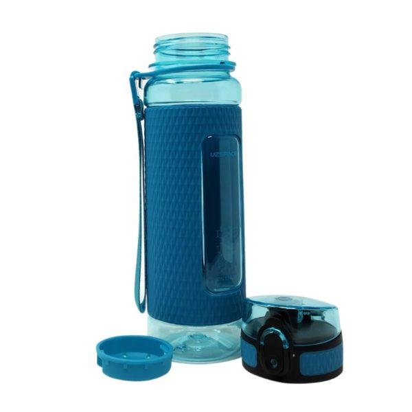 Μπουκάλι Μπλε 'Healthy Bottle' Με Σίτα 450ml