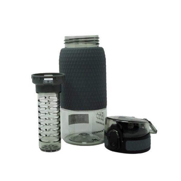 Μπουκάλι Γκρι 'Healthy Bottle' Με Defuser 350ml