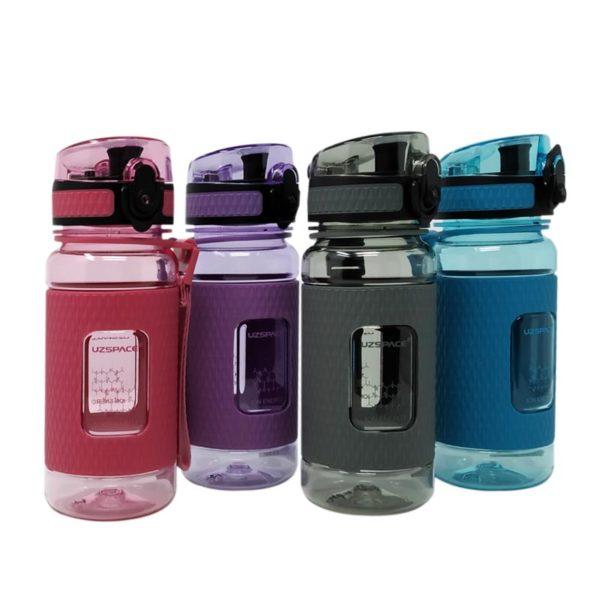 Μπουκάλι Ροζ 'Healthy Bottle' 350ml