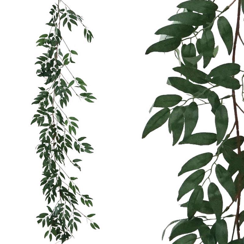 Τεχνητή Γιρλάντα Ιτιά Πράσινη Y170