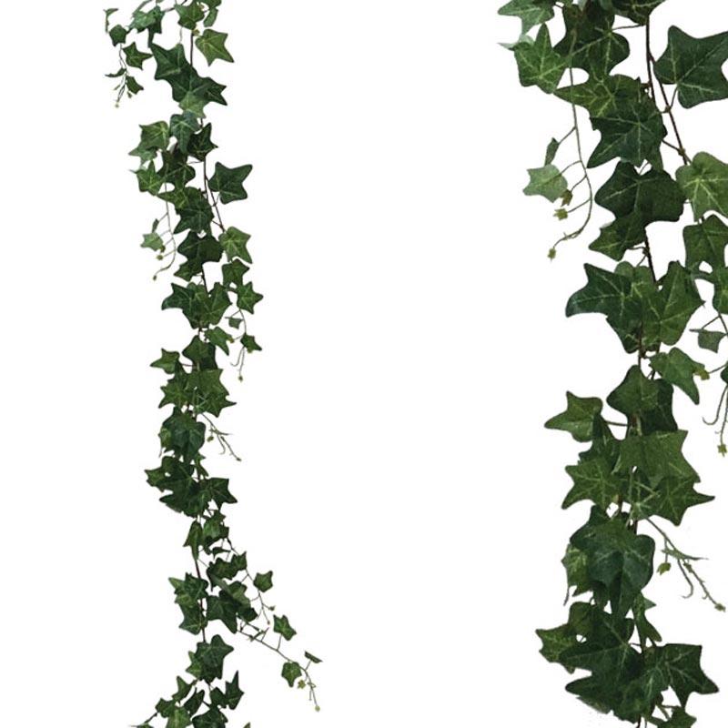 Τεχνητή Γιρλάντα Κισσός Δίχρωμος Πράσινος Y170