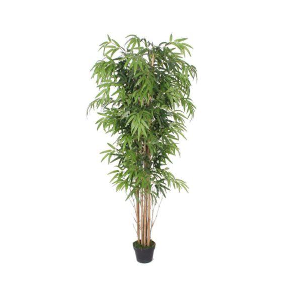 Τεχνητό Δέντρο Μπαμπού Πράσινο Υ180
