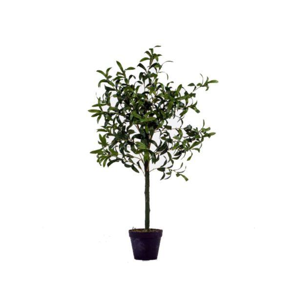 Τεχνητό Δέντρο Ελιά Σε Γλάστρα Υ110