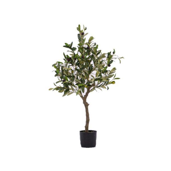 Τεχνητό Δέντρο Ελιά Σε Γλάστρα Υ90