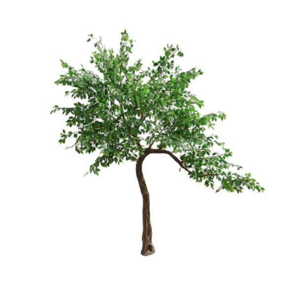 Τεχνητό Δέντρο Φίκος Πράσινο Υ310