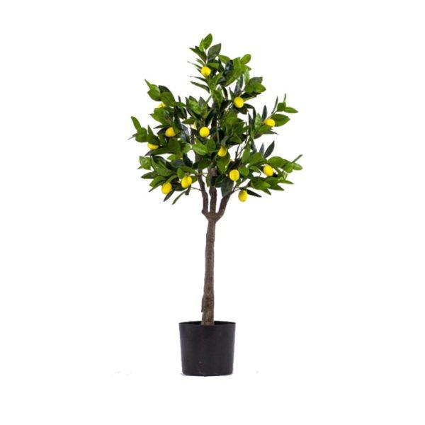 Τεχνητό Δέντρο Λεμονιά Υ120