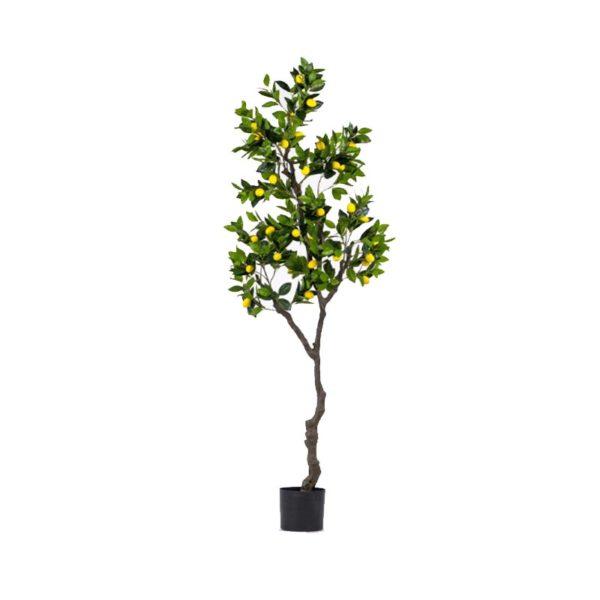 Τεχνητό Δέντρο Λεμονιά Υ210