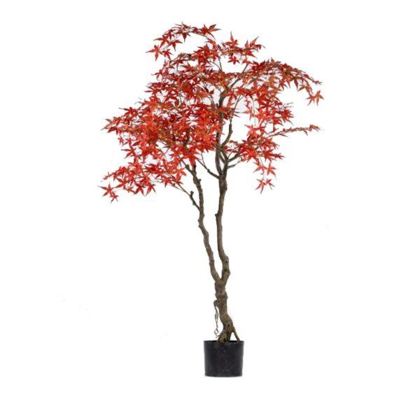 Τεχνητό Δέντρο Σφένδαμος Πορτοκαλί Υ200