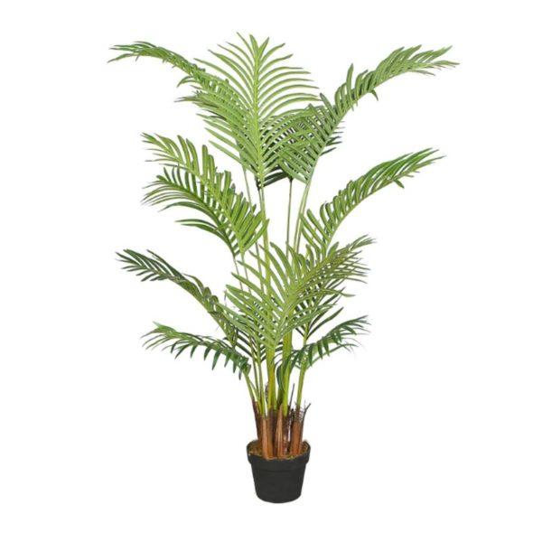Τεχνητό Φυτό Αρέκα Πράσινη Υ140