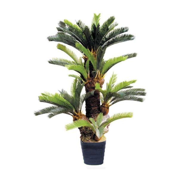 Τεχνητό Φυτό Φοινικόθαμνος Σε Γλάστρα Υ140