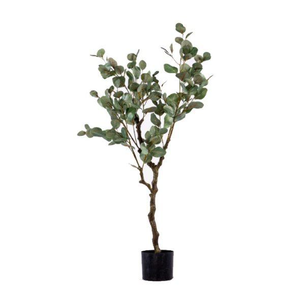 Τεχνητό Φυτό Παχίρα Σε Γλάστρα Υ123
