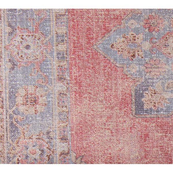Χαλί Τύπου Persian Ροδί/ Μπλε 'Baloch' 120x180 | ZAROS