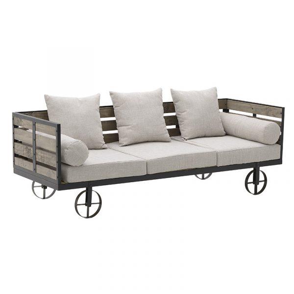Καναπές 3θέσιος