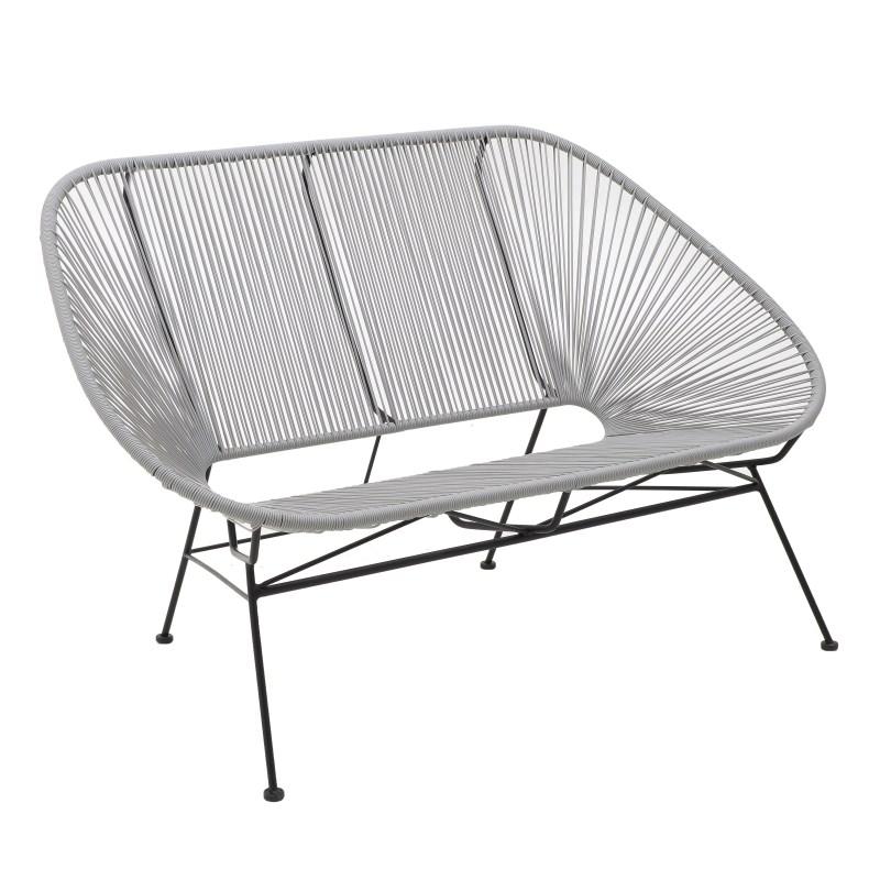 Καναπές PVC/Μεταλλικός