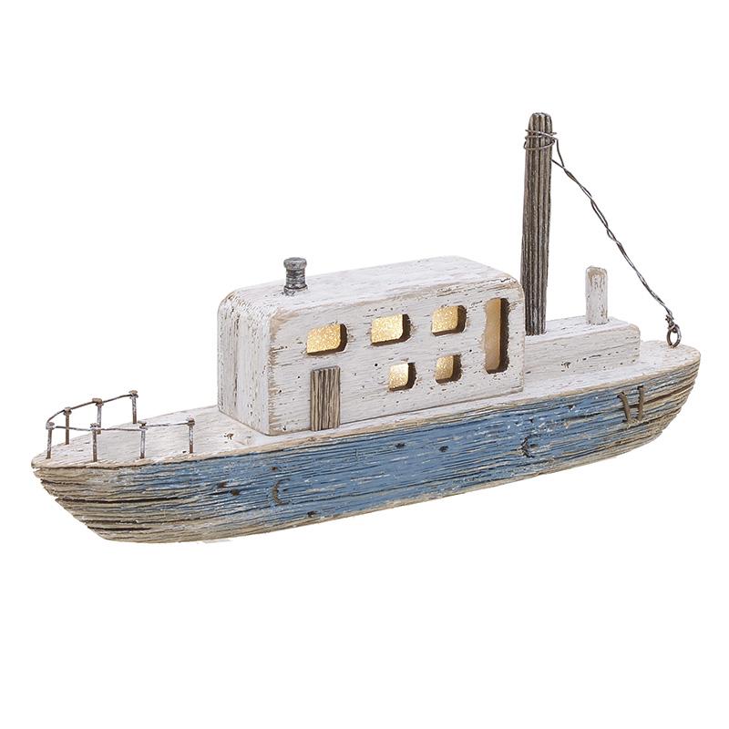 Καράβι Με Φώς
