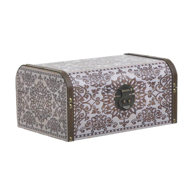 Κουτί/Μπαούλο Σετ Των 3